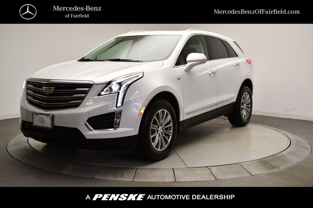 Pre-Owned 2019 Cadillac XT5 AWD 4dr Luxury
