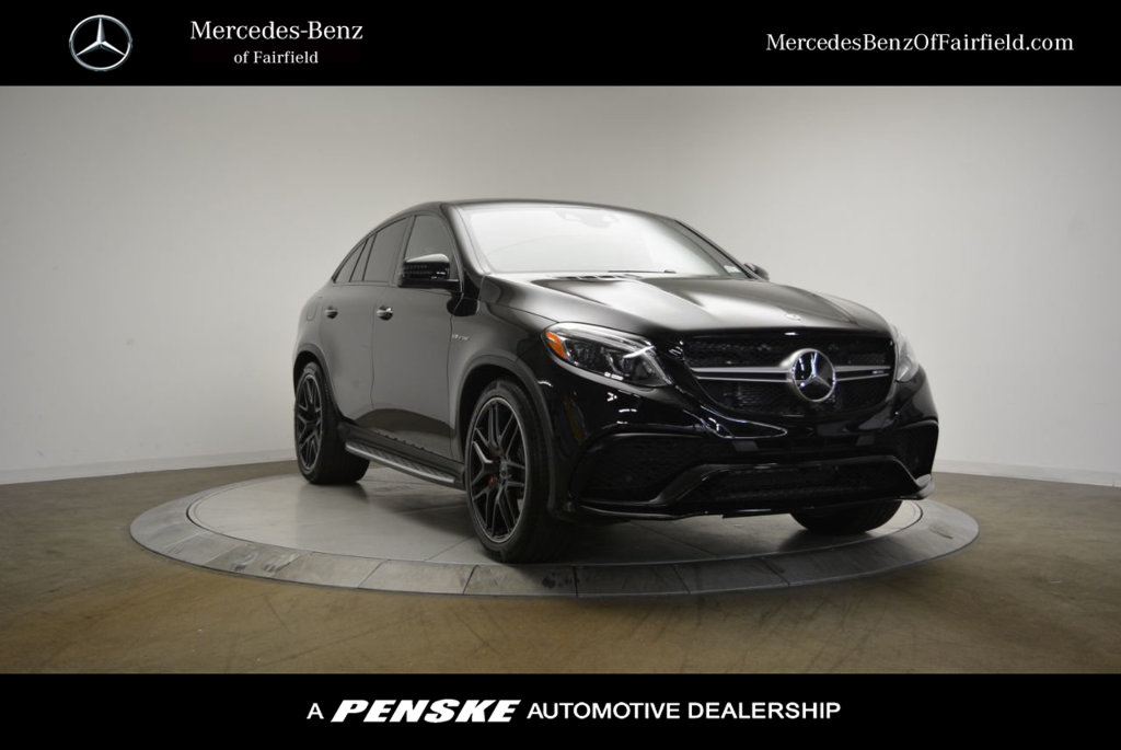 New 2019 Mercedes Benz Gle Amg Gle 63 S Coupe Coupe In Fairfield