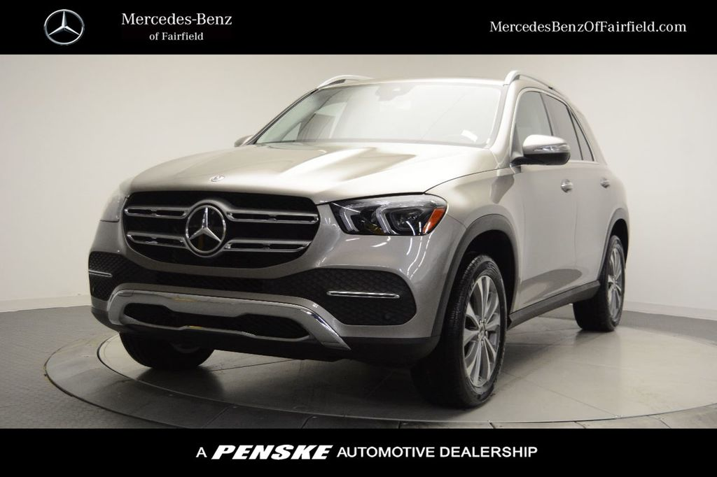 Pre-Owned 2020 Mercedes-Benz GLE GLE 350 4MATIC® SUV