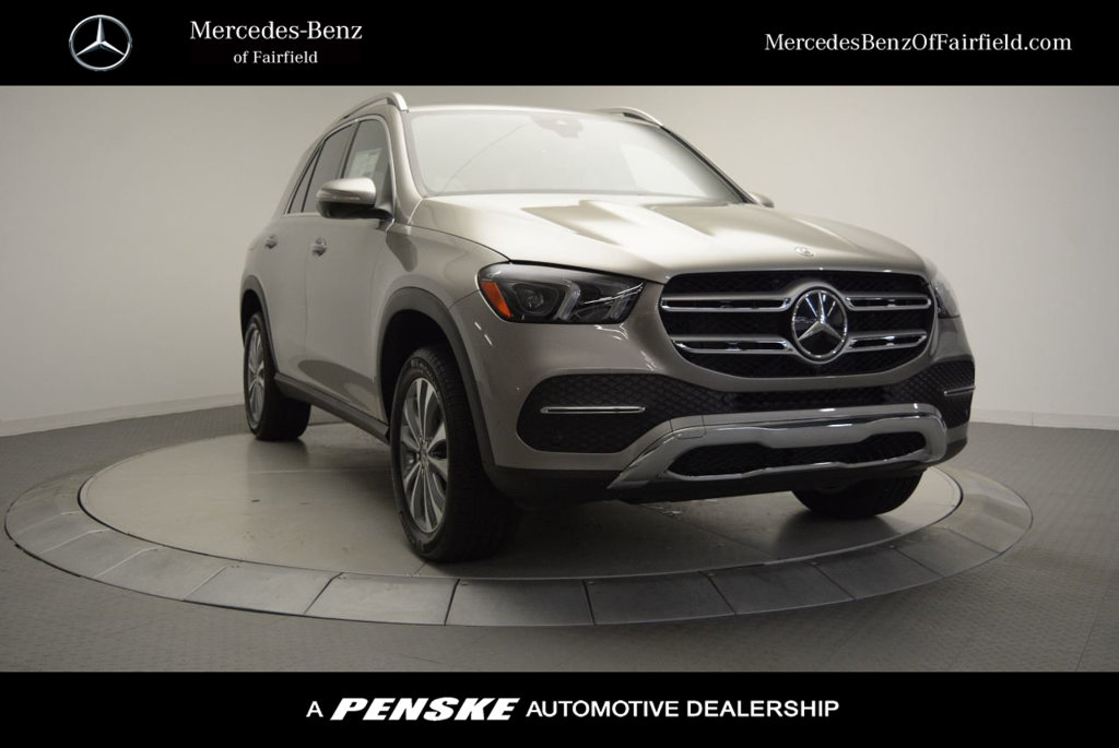 New 2020 Mercedes-Benz GLE GLE 350