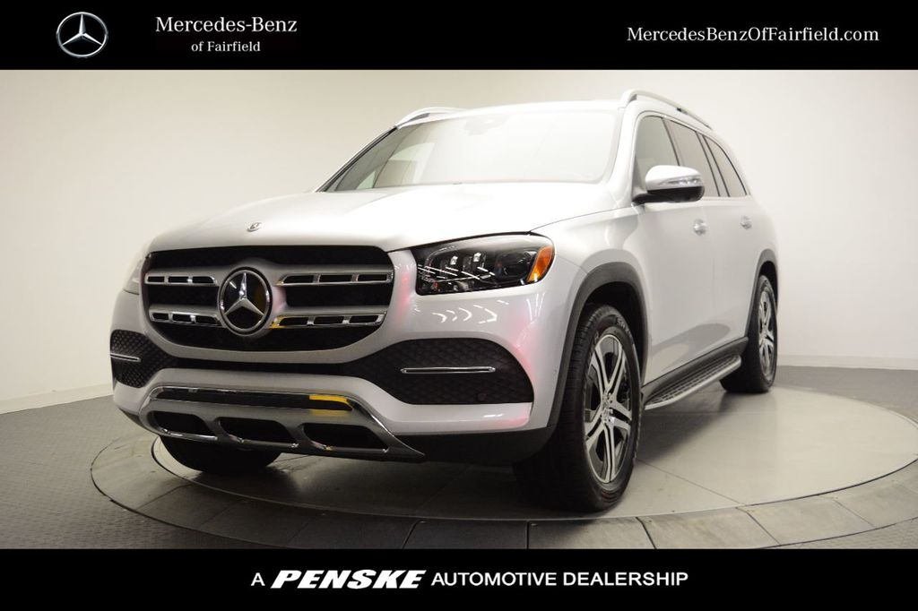Pre-Owned 2020 Mercedes-Benz GLS GLS 450 4MATIC® SUV