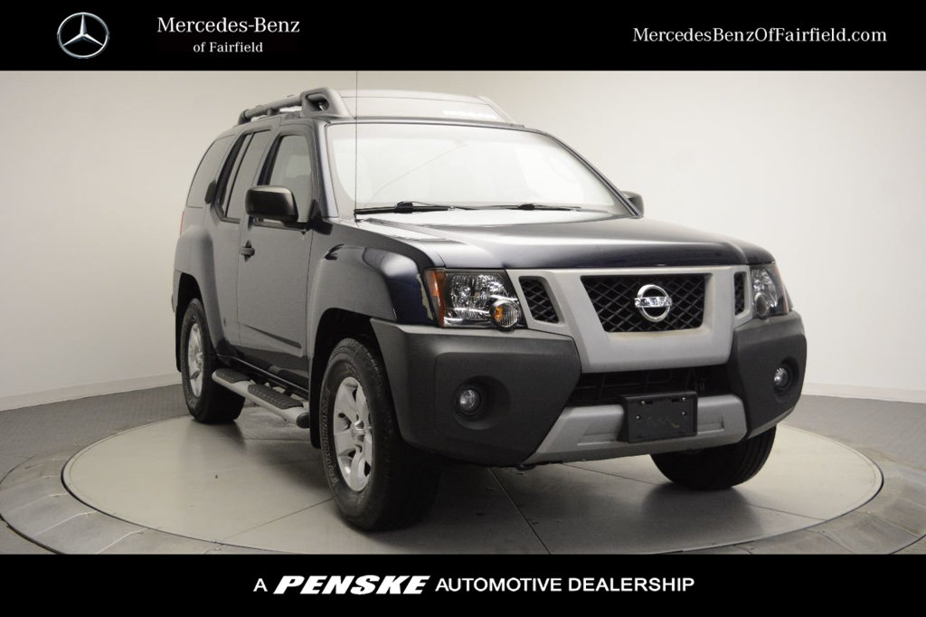 Pre-Owned 2009 Nissan Xterra 4WD 4dr Automatic S