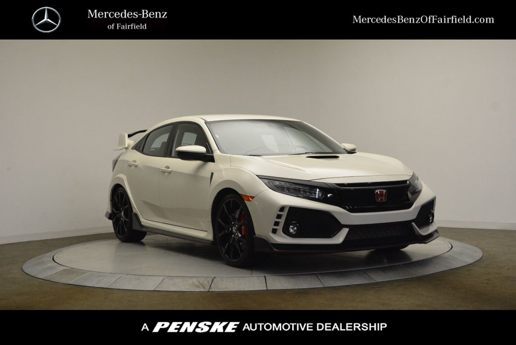 Pre-Owned 2017 Honda Civic Hatchback Type R Touring Manual
