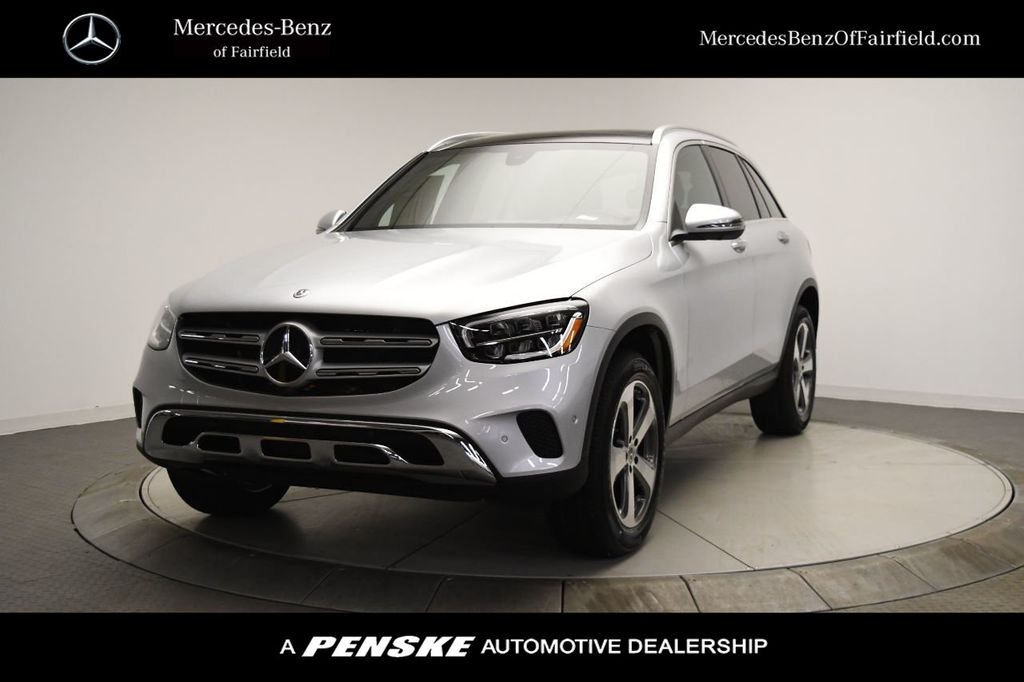 New 2020 MERCEDES LIGHT GLC GLC 300 4MATIC SUV