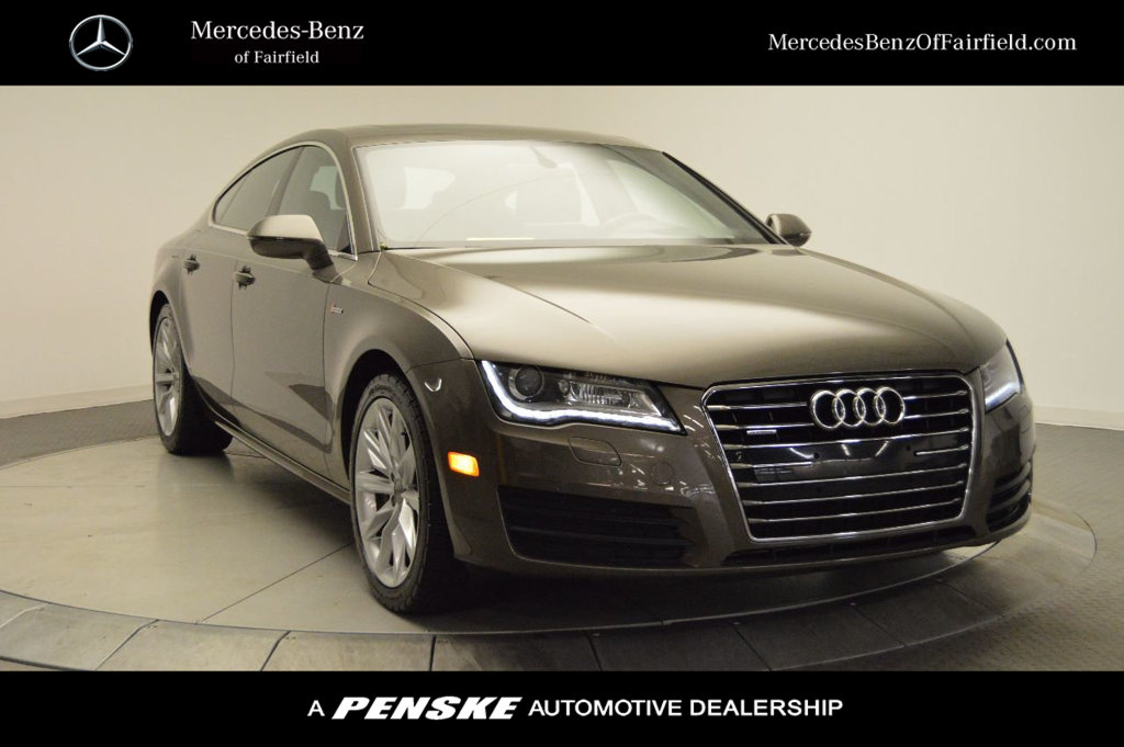 Pre-Owned 2012 Audi A7 4dr Hatchback quattro 3.0 Premium Plus