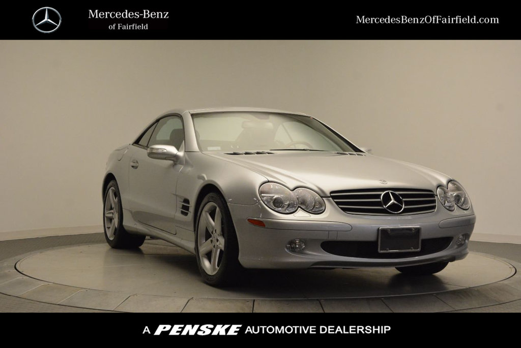 Pre-Owned 2006 Mercedes-Benz SL-Class SL 500