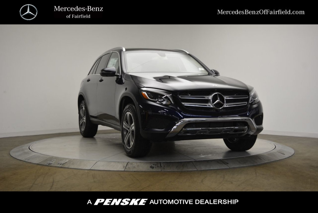 new 2019 mercedes-benz glc glc 300 4matic® suv suv in fairfield