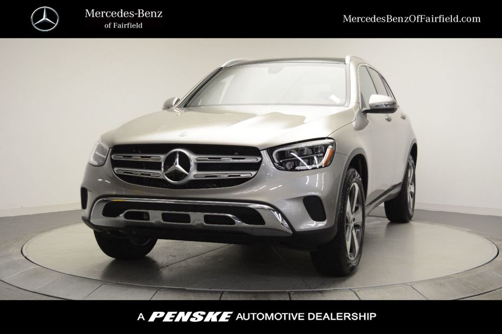 Certified Pre-Owned 2020 Mercedes-Benz GLC GLC 300 4MATIC® SUV