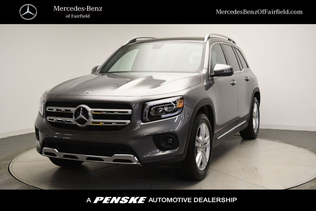 Pre-Owned 2020 Mercedes-Benz GLB GLB 250 4MATIC® SUV
