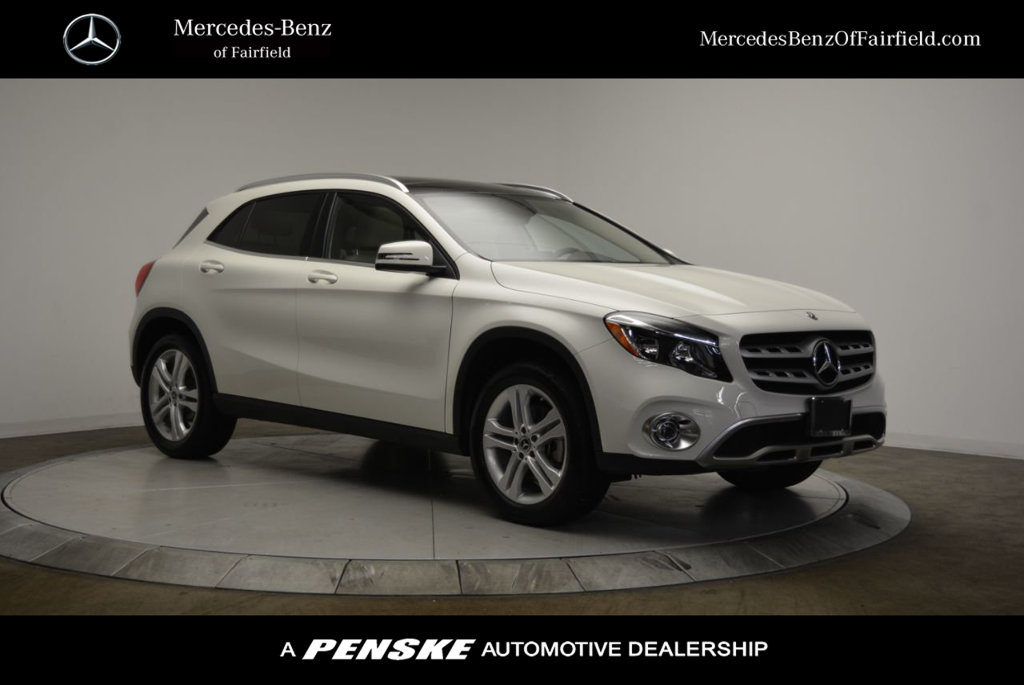 New 2018 mercedes benz gla gla 250 suv in fairfield for Mercedes benz fairfield