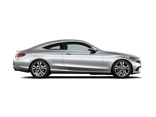 Pre-Owned 2019 Mercedes-Benz C-Class C 300 4MATIC® Coupe