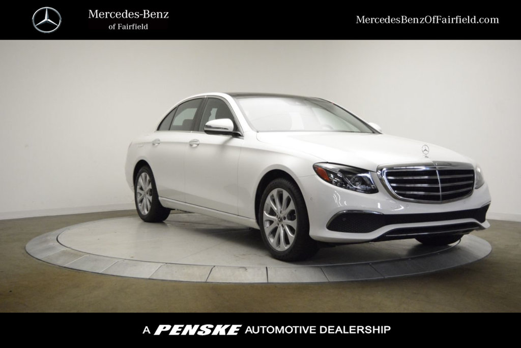 Certified Pre-Owned 2018 Mercedes-Benz E-Class E 300 Luxury
