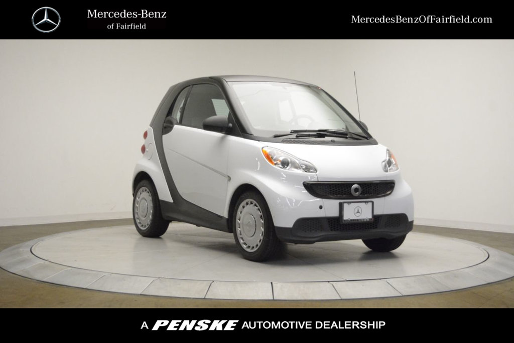 Pre-Owned 2014 smart smart fortwo coupe fortwo coupe