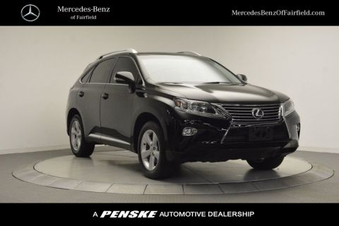 Pre-Owned 2015 Lexus RX 350 AWD 4dr F Sport