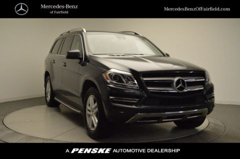 Pre-Owned 2015 Mercedes-Benz GL 4MATIC® 4dr GL 450