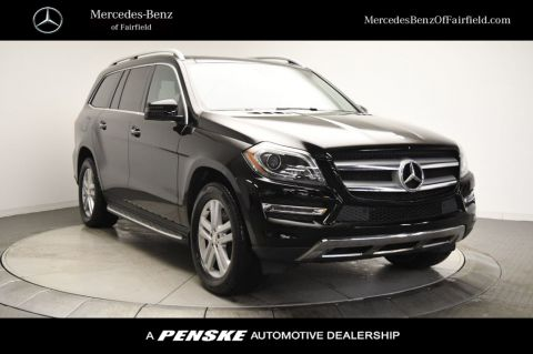 Pre-Owned 2013 Mercedes-Benz GL-Class 4MATIC® 4dr GL 450