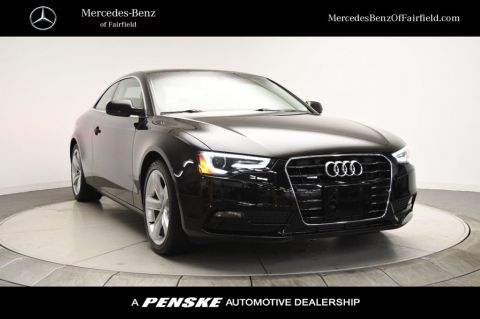 Pre-Owned 2014 Audi A5 2dr Coupe Automatic quattro 2.0T Premium Plus