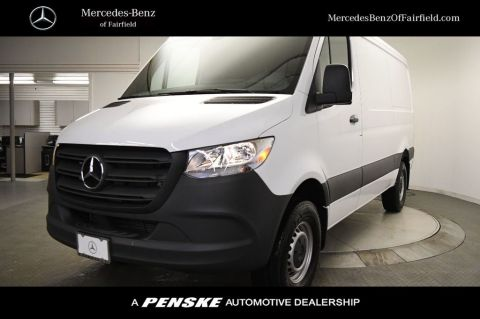 "New 2019 Mercedes-Benz Sprinter 1500 Standard Roof I4 144"" RWD"