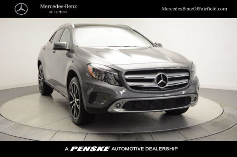 Certified Pre-Owned 2017 Mercedes-Benz GLA GLA 250 SUV