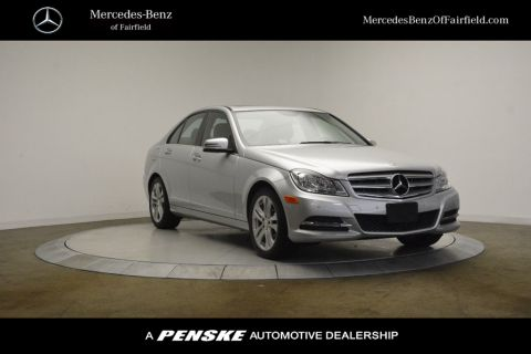 Certified Pre-Owned 2013 Mercedes-Benz C-Class C 300