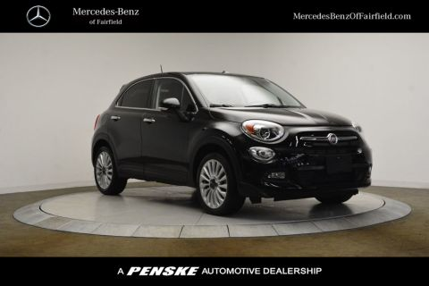Pre-Owned 2016 FIAT 500X FWD 4dr Lounge